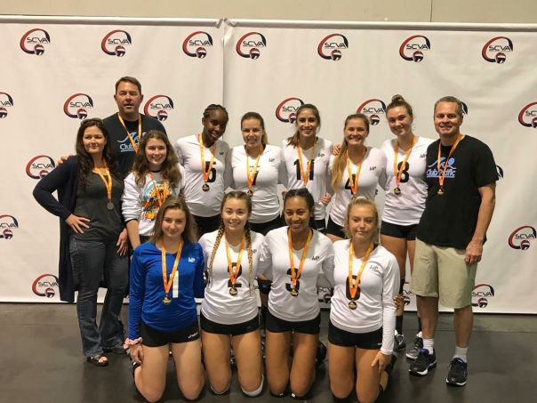 Club Pacific Volleyball